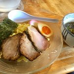78040205 - 流星つけ麺の醤油1000円