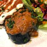 モッタポルテーニョ - 選べるデリの「ナスの肉味噌」