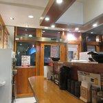 横浜らーめん 一本家 - 店内風景