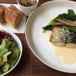インターセクトバイレクサス - お魚のランチ