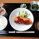 福田珈琲 - 料理写真:サービスランチ