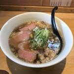 麺匠 喜楽々 - 料理写真:津軽らーめん こってり
