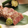 和風ダイニング やえびし - 料理写真:宮古に来たら絶対に食べたい「宮古牛」のステーキ