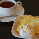 カフェ ベリーベリー - 食後のデザート