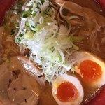 麺屋すずらん - 料理写真:海老しょうゆお特盛り