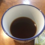 長竿亭 - つけ汁(甘め)