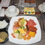 ANAクラウンプラザホテル千歳 - 料理写真: