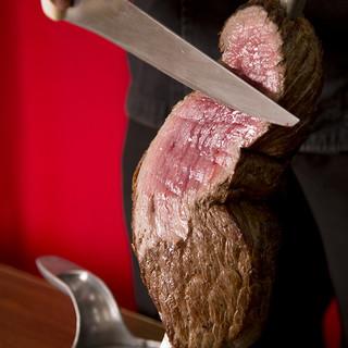 【1~3月スペシャルシュラスコ】熟成肉ブラックアンガス牛