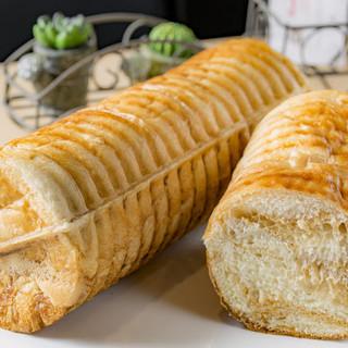 いつも焼きたてが嬉しい♡ふっくらパンで笑顔いっぱい!