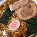 かまや食堂 - 料理写真:中華そば大盛り