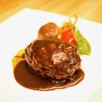 BistroPiece - ランチのハンバーグ(10食限定)