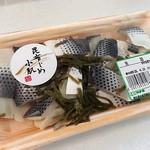 ヤナギ - 料理写真:昆布じめ小肌