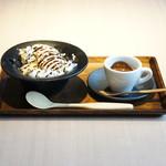 金澤屋珈琲 - カフェコンジェラート