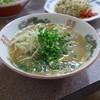 ラーメンひがしや - 料理写真:ラーメン550円