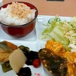 東横INN - 東横イン釧路十字街 朝食のアップ