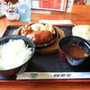 待夢里 - 料理写真:ハンバーグランチ 880円