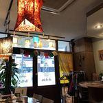 インド食堂 チチル&シシリ - なんとなくチベットという感じ