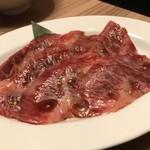 Yakinikushibaura - 松阪牛カルビ