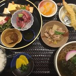 北新地 銀杏 - 特製お弁当は¥1000ですよ~
