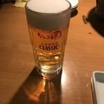 なんこう園 - 飲み放題ビール