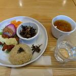 リマカフェ - 本日のプレート