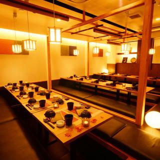 三田・田町での各種ご宴会にお得な特典を多数ご用意!