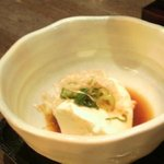 7806220 - 夢ご膳の小鉢は豆腐