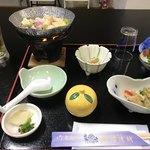 湯浅城 - 料理写真: