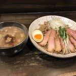 自己流ラーメン綿麺 - つけ麺並(200g)1,000円(税込)