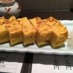 寿司源 藤沢大庭店 - 作りたての美味しい玉子焼き