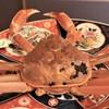 日本料理 きた川 - 料理写真:カニ参上!