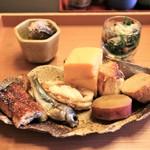 日本料理 きた川 - 八寸