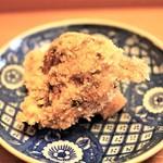 日本料理 きた川 - 揚げ物 松茸フライ