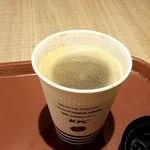 ケンタッキーフライドチキン - コーヒー