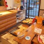 手作りパンの店 「チロル」 -