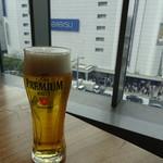 ソラノイロ ナゴヤ - 生ビール(500円)
