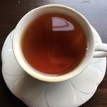サルトリイバラ喫茶室 - 和紅茶