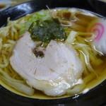 共栄ラーメン - ハーフラーメン(540円)