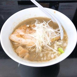 煮干中華そば のじじ - 料理写真:EX-HARD