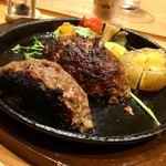 いしがまやハンバーグ - プレミアムハンバーグステーキ