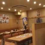新橋しのだ寿司 - 店内の様子
