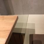 カフェ アンノン - 通された2階は、畳のテーブルで落ち着く〜(´∀`)♡ 良いわ〜!わかってはりますねー! メッチャほっこり♡
