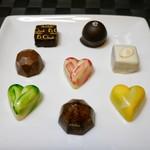 78076398 - チョコレート各種