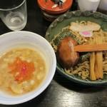 花菱 - ・「海老つけ麺(\880)」