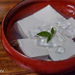 湯どうふ 竹むら - 湯豆腐