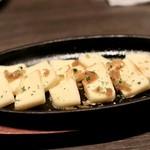鉄神 - 鉄板焼きチーズ