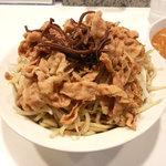 龍神 - 味ぶたそば(ねりごま)の麺
