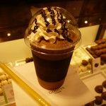 ゴディバ - 料理写真:☆ショコリキサーはミルクチョコを選択(≧▽≦)/~♡☆