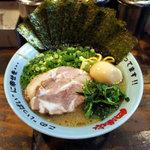 円満家 - スペシャルえんまん麺(900円)