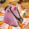 Sakabaikuramokuzai - 料理写真:鰤叩き
